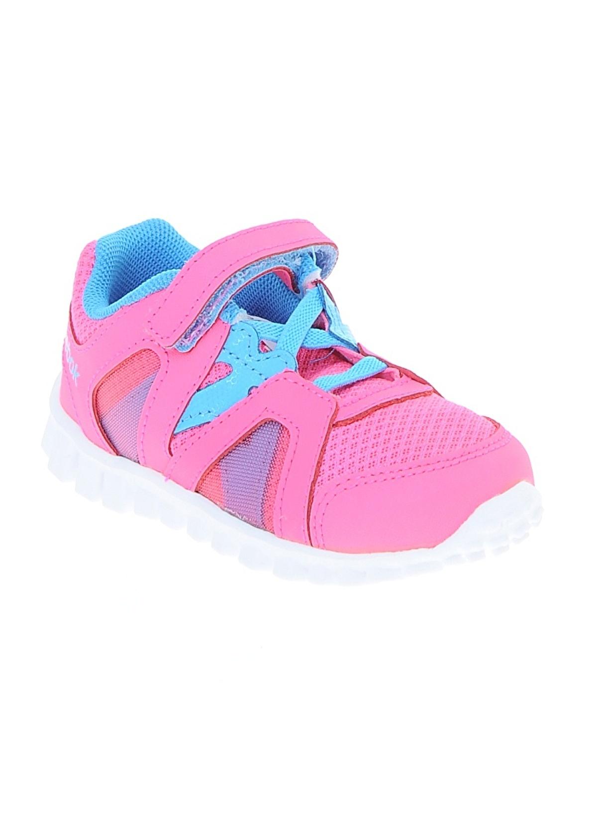 62787f624c51 Reebok Kız Çocuk Realflex Train Rs 2.0 Alt Solar Pink Blue Beam Whit ...